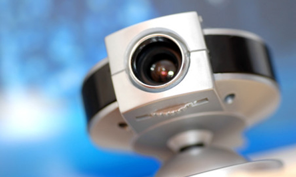 Hybrid security camera software
