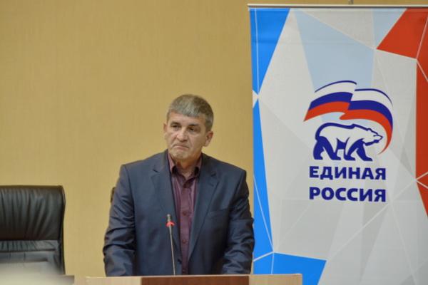 Региональный политсовет единая россия камчатка